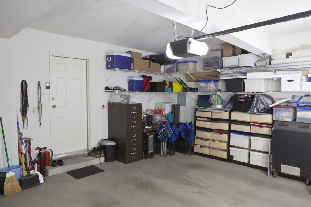 turning your garage into a room