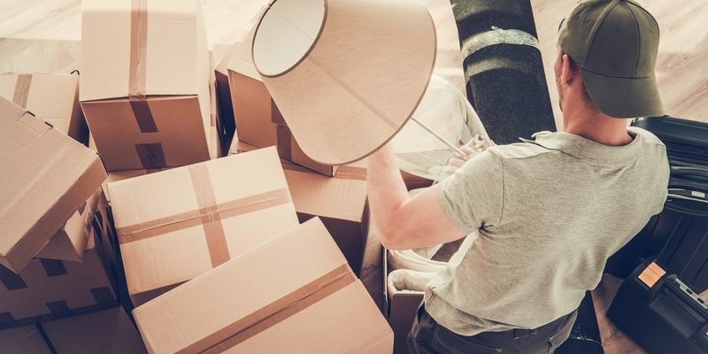 Items to get Rid of Before a Move